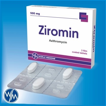 Azitromicina 500 mg is used as an antibiotic used to treat bacterial infections. It is   also known as Zithromax.