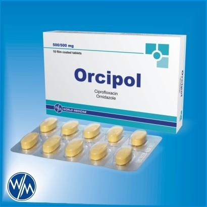 орцинол лекарство инструкция